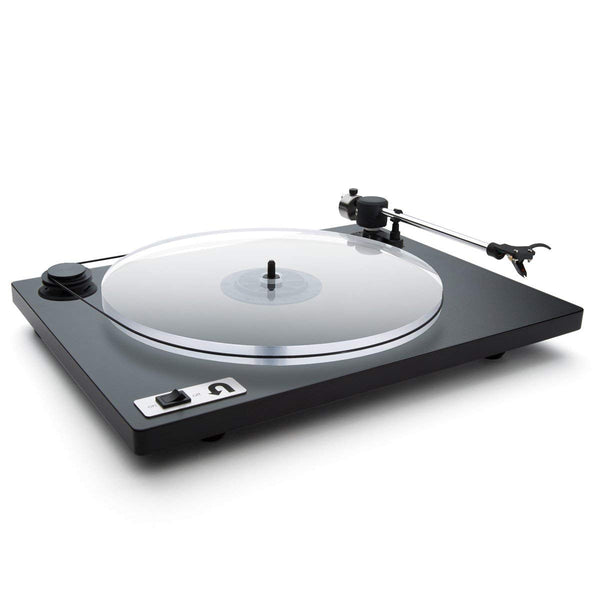 U-Turn Audio - Orbit Plus Turntable (Black) - Vinyl Soundtrack I Am Shark
