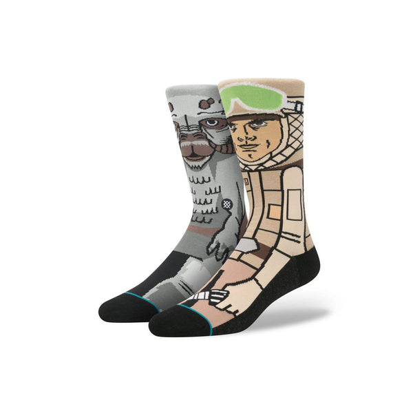 Star Wars Men's Sub Zero Crew Sock