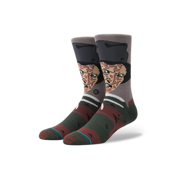 Nightmare on Elm Street Men's Freddy Socks
