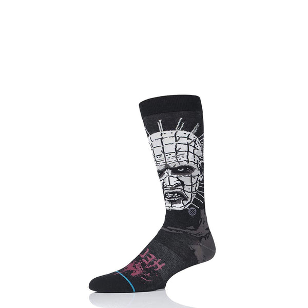 Hellraiser Men's Pinhead Socks - Vinyl Soundtrack I Am Shark