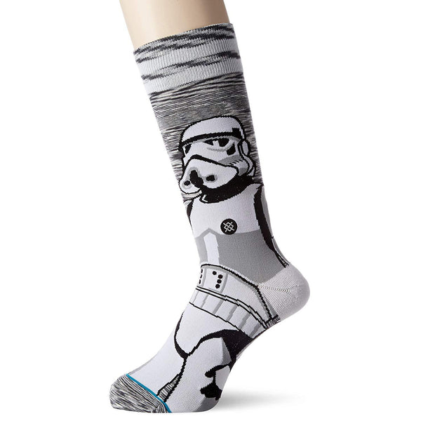 Star Wars Men's Stormtrooper Empire Socks - Vinyl Soundtrack I Am Shark