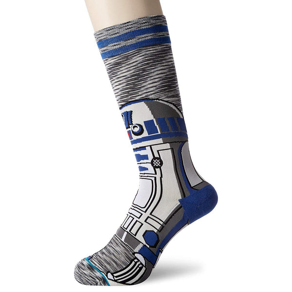 Star Wars Men's R2 Unit Socks - Vinyl Soundtrack I Am Shark