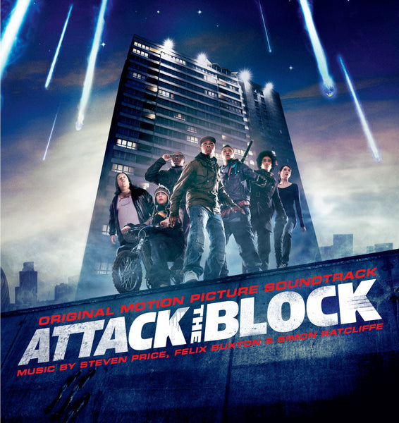 Attack The Block (Original Motion Picture) - Glow In The Dark 2xLP