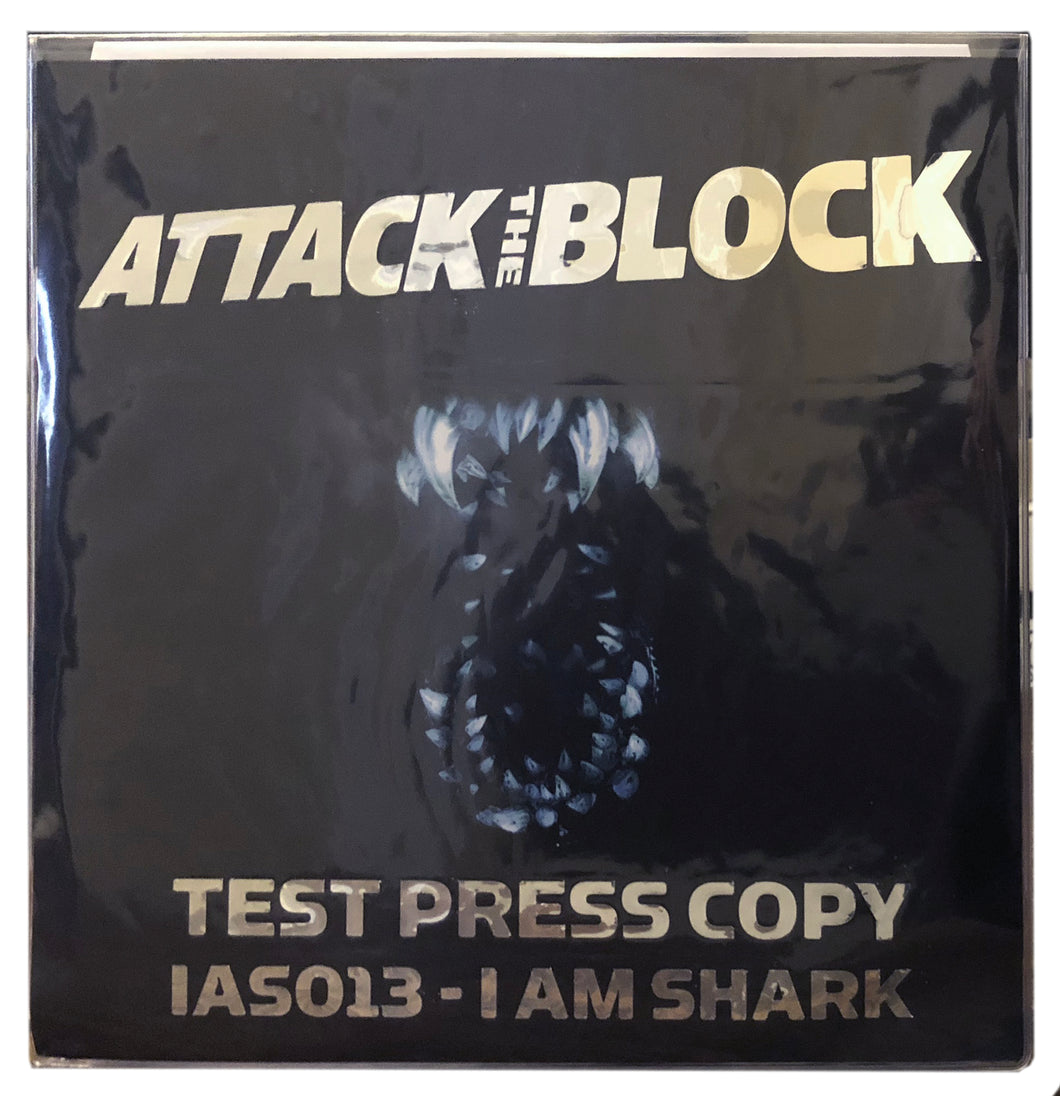 Attack The Block - Test Press Copies