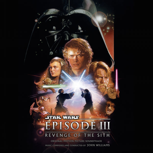 Star Wars Episode III: Revenge of the Sith (Original Motion Picture Soundtrack) 2xLP
