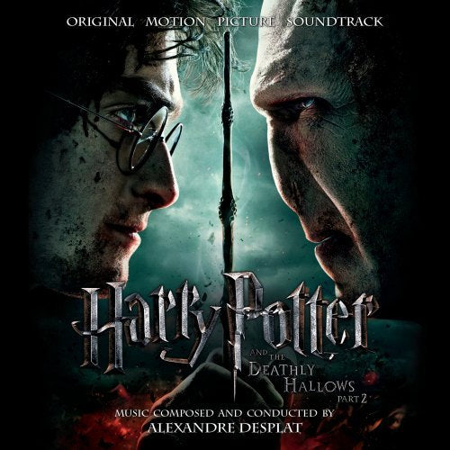 Harry Potter And The Deathly Hallows Pt. 2 (Original Motion Picture Soundtrack) 2xLP - Vinyl Soundtrack I Am Shark