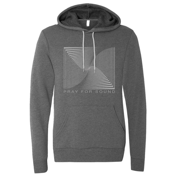 Pray For Sound - Cube Pullover Hoodie