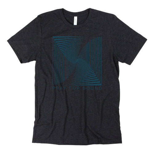 Pray For Sound - Cube Tri-Blend Tee