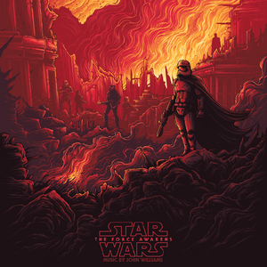 Star Wars: The Force Awakens - Original Motion Picture Soundtrack (Collector's Edition) PHASMA