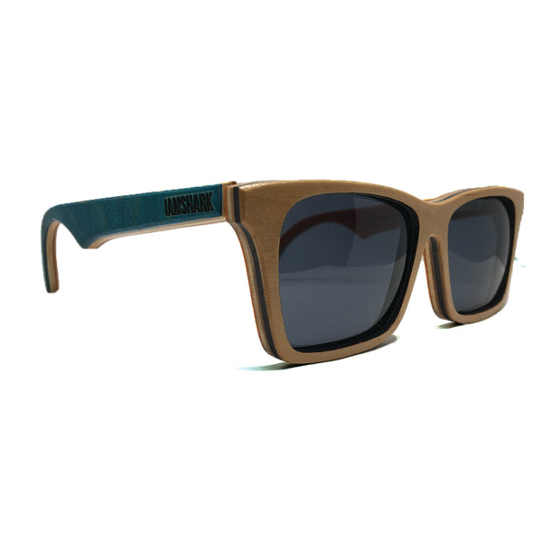 Acer Sunglasses (Blue) - Vinyl Soundtrack I Am Shark