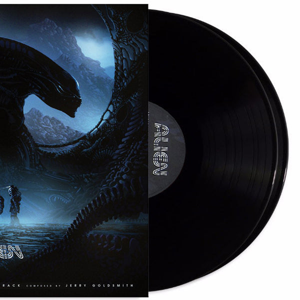Alien (1979 Original Soundtrack) 2xLP