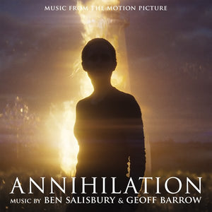 Annihilation (Original Motion Picture Soundtrack) 2xLP