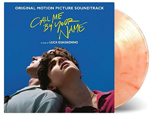 Call Me By Your Name (Original Soundtrack) Peach Colored & Scented Vinyl - Vinyl Soundtrack I Am Shark