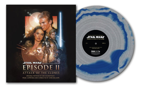 Star Wars Episode II: Attack Of The Clones (Original Motion Picture Soundtrack) 2xLP - Vinyl Soundtrack I Am Shark