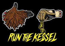 Run The Kessel T-Shirt - Vinyl Soundtrack I Am Shark