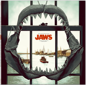 Jaws (Original Motion Picture Soundtrack) 2xLP - Vinyl Soundtrack I Am Shark