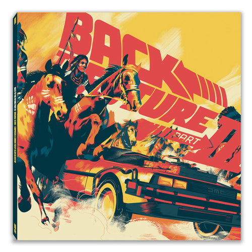 Back To The Future Part III (Original Motion Picture Soundtrack)