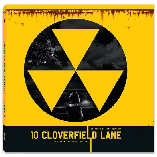 10 Cloverfield Lane (Original Motion Picture Soundtrack) Bear McCreary