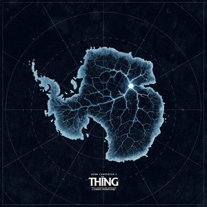 The Thing (Original 1982 Sountrack) LP - Ennio Morricone