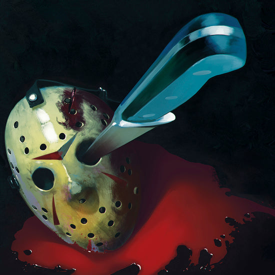 Friday The 13th: The Final Chapter (Original Motion Picture Soundtrack) 2xLP