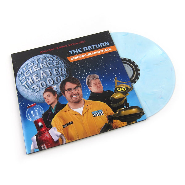 Mystery Science Theater 3000:The Return: (Original Soundtrack Music from the Netflix Original Series) LP - Vinyl Soundtrack I Am Shark