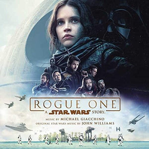 Rogue One: A Star Wars Story (Original Motion Picture Soundtrack) LP - Vinyl Soundtrack I Am Shark