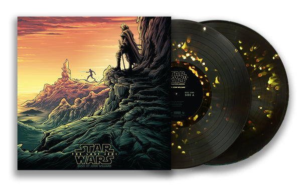 Star Wars: The Last Jedi - Original Motion Picture Soundtrack (Collector's Edition) Luke & Rey - Vinyl Soundtrack I Am Shark