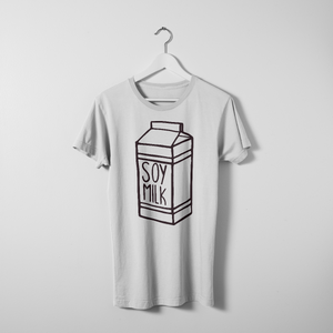 Soy Milk Short-Sleeve Unisex T-Shirt