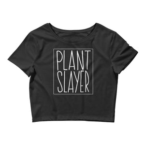 Plant Stayer Crop Tee