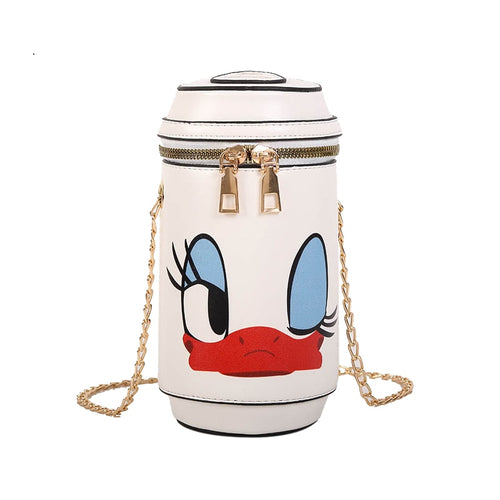Be A Kid Again Cartoon Bag