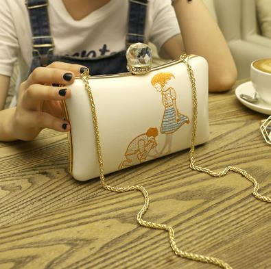 Camera Shape Crossbody Bag