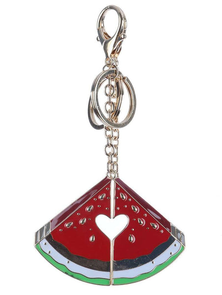 Alexis 2 Piece Friendship Key Chain
