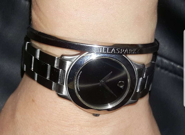 iLLASPARKZ Signature Bangle