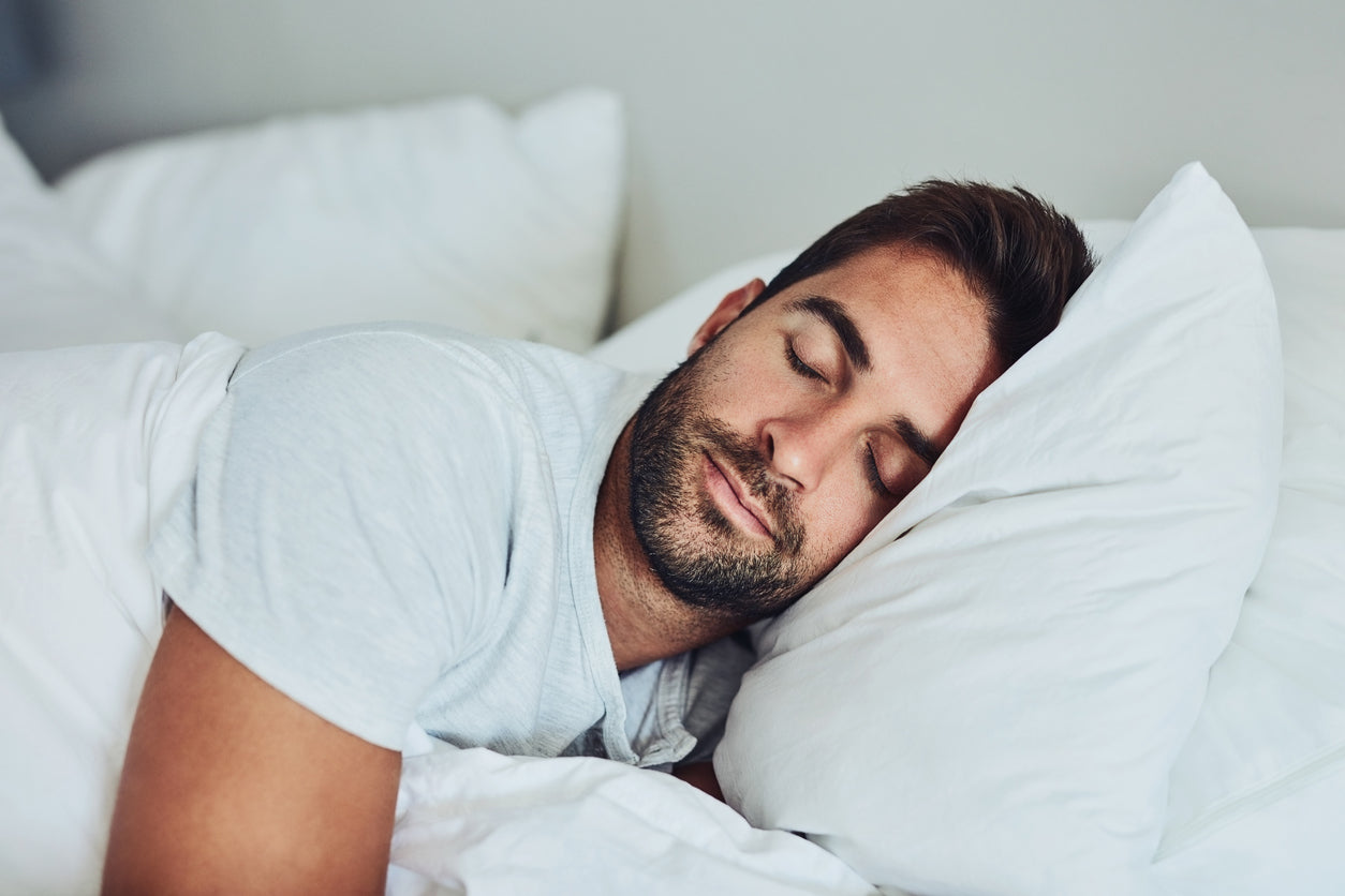 Get a good night's sleep to boost sexual performance