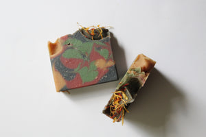 Autumn Woods - aloe vera soap