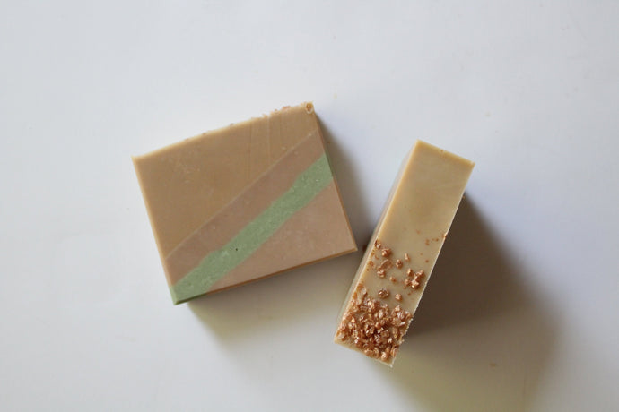 Apple + Sage - Apple cider soap