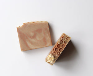 Oatmeal Milk + Honey - Goats Milk Soap
