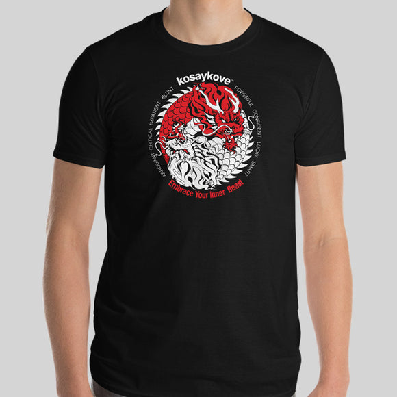 Year of the Dragon Chinese Horoscope T-shirt