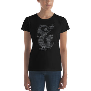 "Year of the Dragon Chinese Horoscope T-Shirt - Ladies Fashion Fit ""TRAITS"""