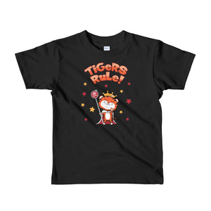 Year of the Tiger - Ruling Beastees- Boys - Kids Fine Jersey
