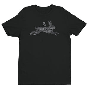 Year of the Rabbit - TRAITS - Mens T-Shirt