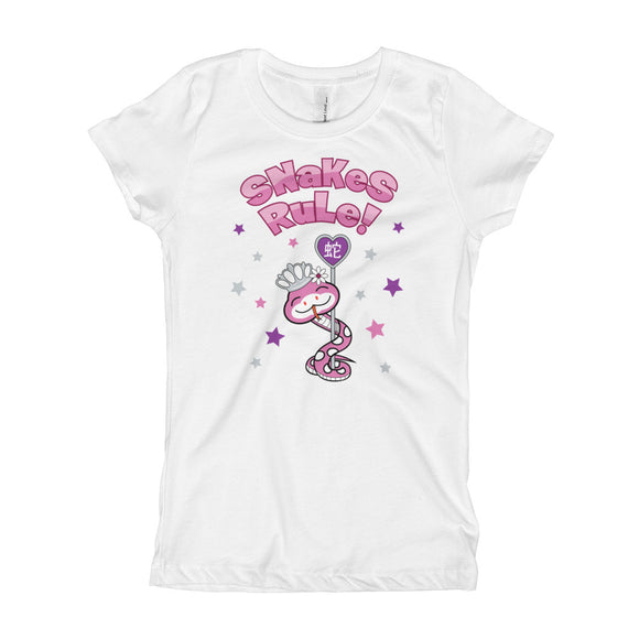 Year of the Snake - Ruling Beastees - Girls Princess Tee