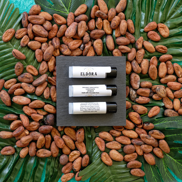 Cacao Nibs/Gift Baskets/Body care products