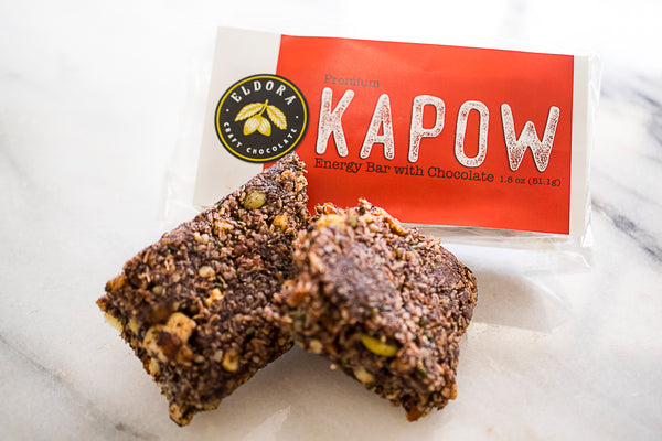 Kapow Energy Balls & Bars