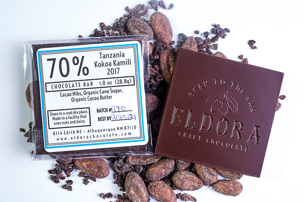 Single Origin Chocolate Bars