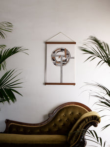 Art deco for walls