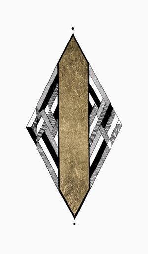 Art Deco Diamond