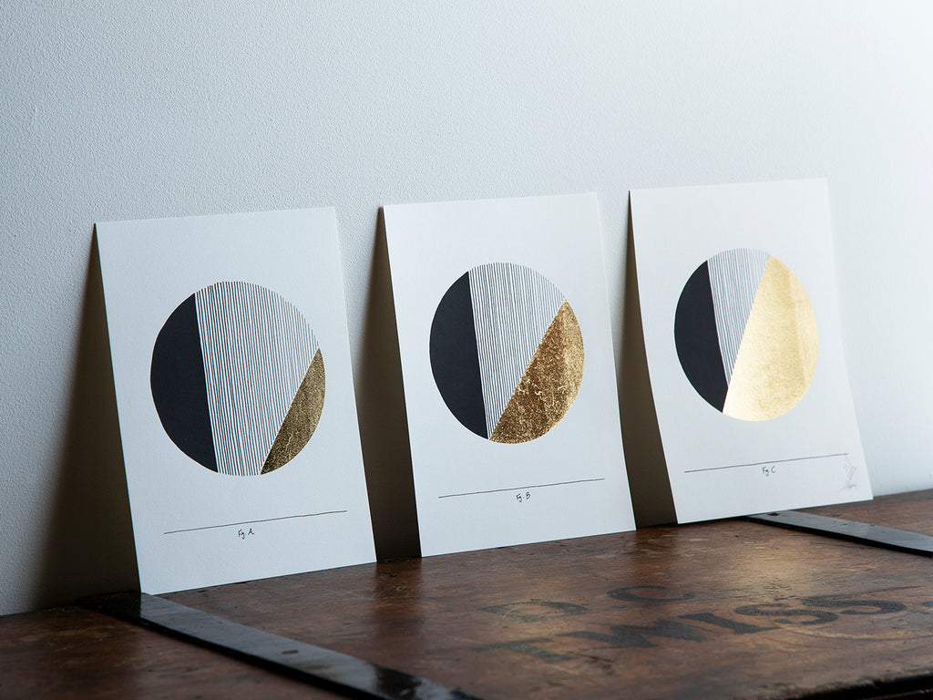 Seconds - Eclipse Phases . Set of Three