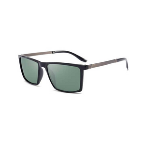 "UglyFace Male ""KillinIt"" Square Polarized Sunglasses"