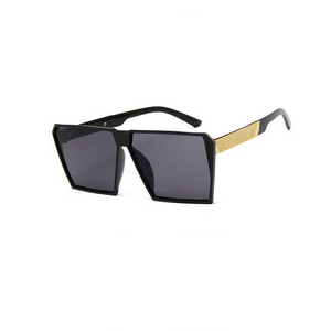 "UglyFace Male ""Harold"" Square Retro Sunglasses"